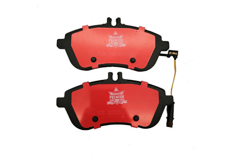 china brake pads manufacturers