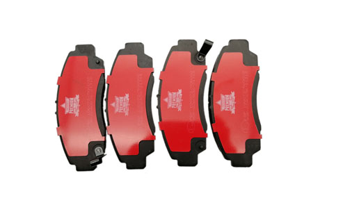 China OEM brake pads manufacturer