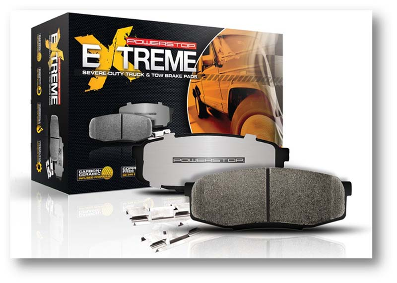 Power Stop Extreme Truck