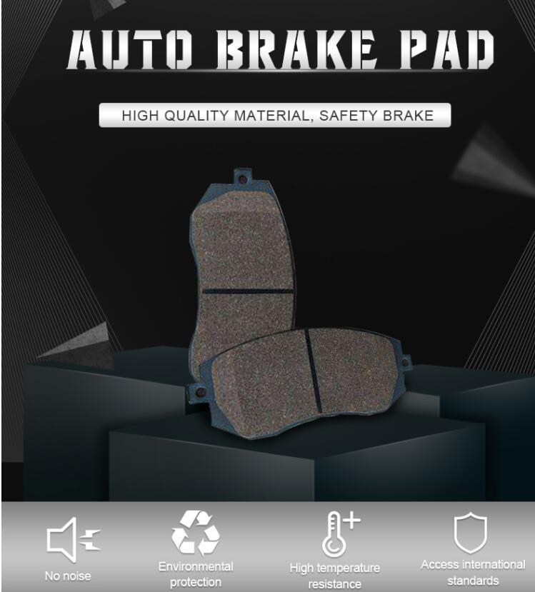 auto brake pads car
