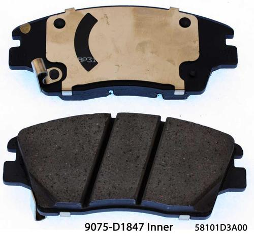 brake pads factory price