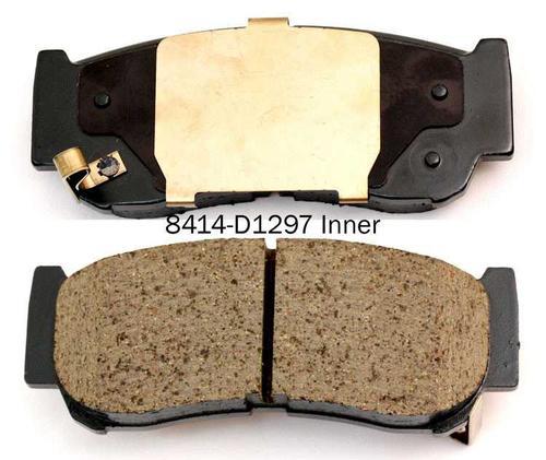 brake pads inner