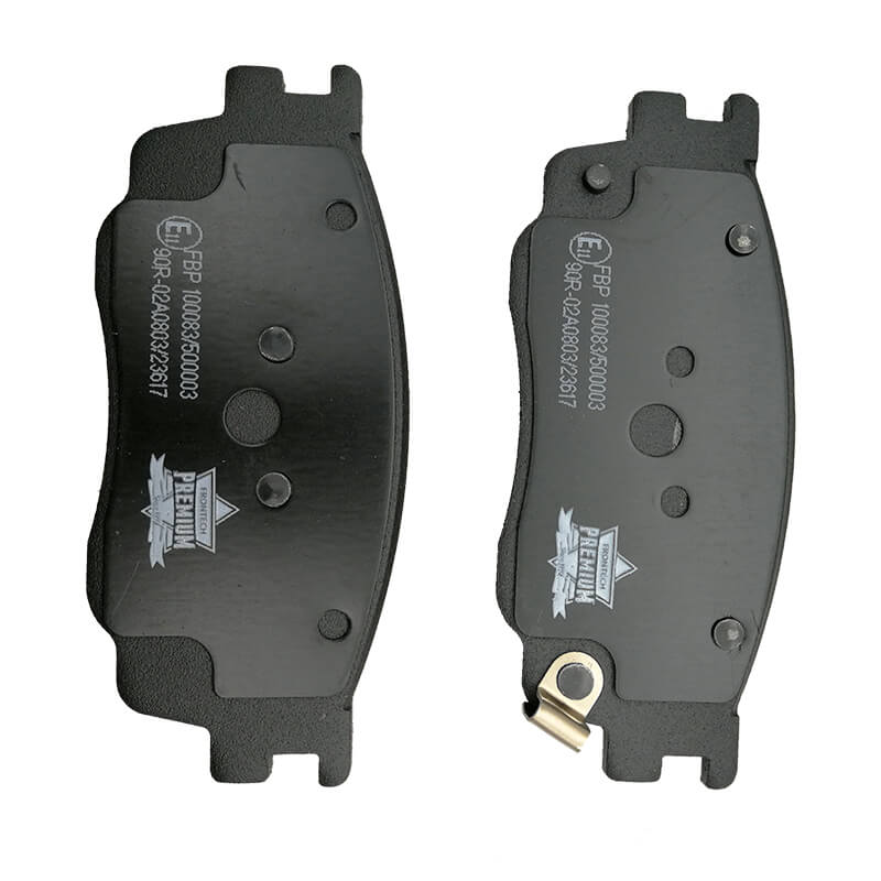 ceramic vs metallic brake pads