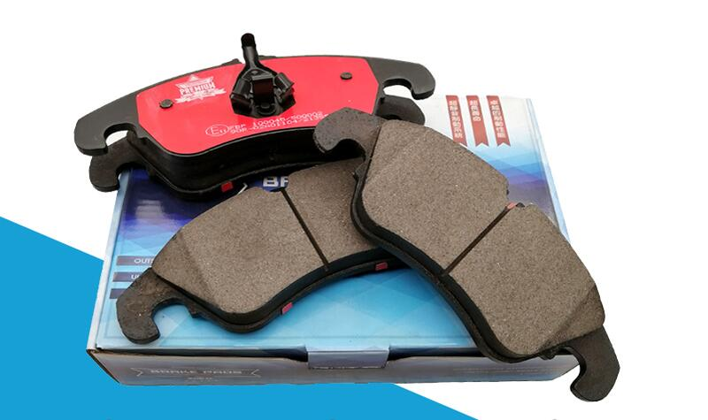 china brake pads