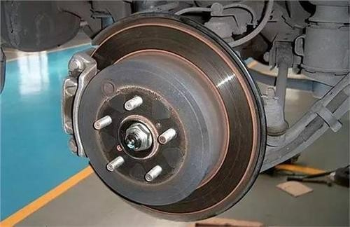 replace the brake pads